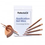 Mini zestaw do aplikacji henny Refectocil Application Set Mini Rose Gold